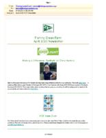 Apr 2020 FCF Newsletter