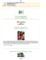 June 2020 FCF Newsletter